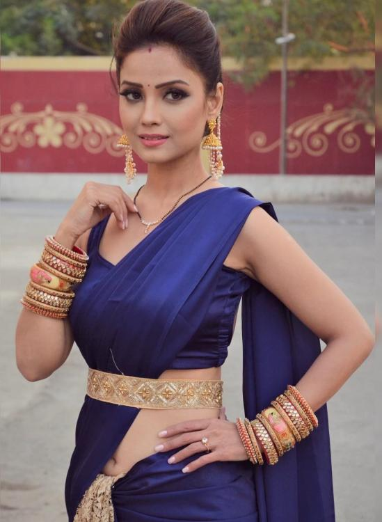 Adaa Khan told to leave the show Vish Ya Amrit Sitaara by the makers